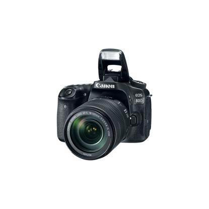 Slika od Fotoaparat Canon EOS80D EF18-135IS USM
