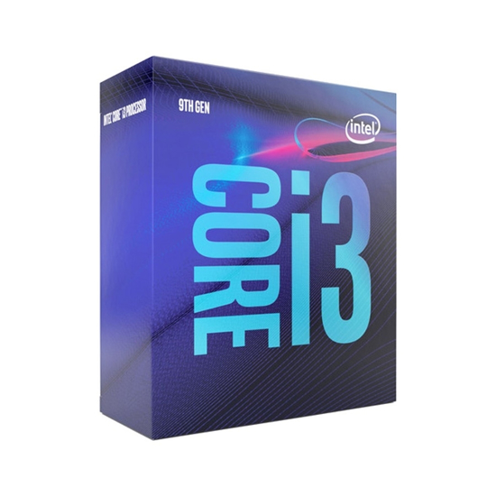 Picture of CPU INTEL CORE I3-9100 Processor 3.60GHz 9MB L3 LGA1151 TRAY BEZ HLADNJAKA