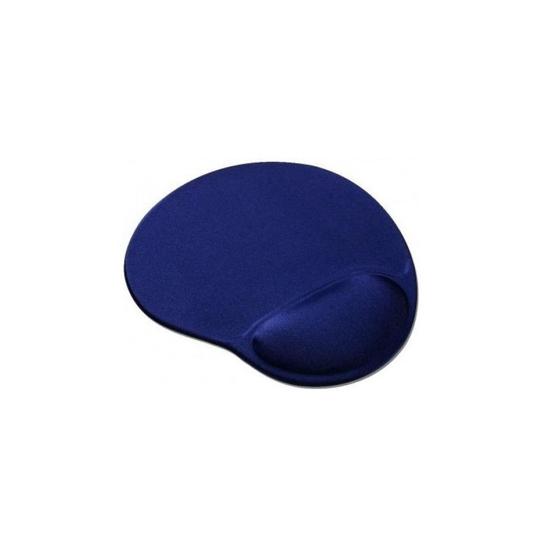 Picture of Podloga za miš GEMBIRD MP-GEL-B, gel wrist rest, blue