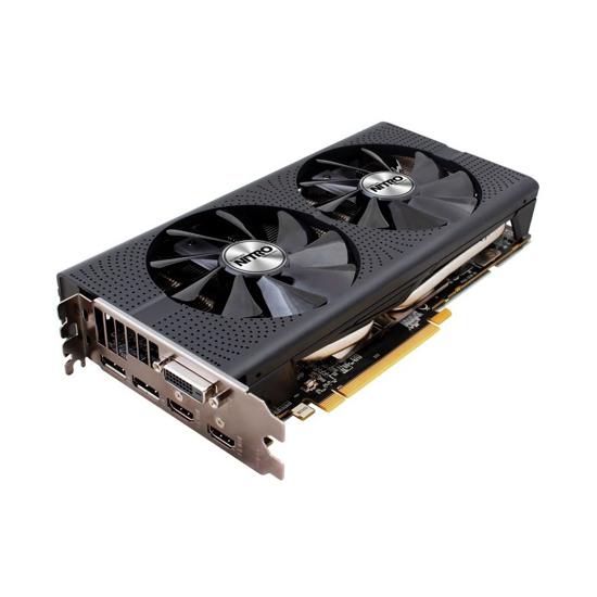 Picture of VGA SAPPHIRE NITRO RADEON RX 480 4G PCI-E LITE, Pull, 11260-97-90G