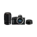 Picture of Fotoaparat NIKON Z50 + NIKKOR Z DX 16-50 VR + 50-250 VR objektivi