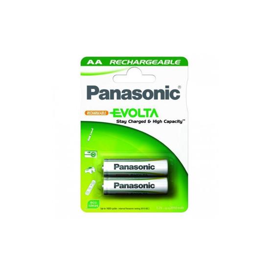 Picture of PANASONIC punjive baterije HHR-4MVE/2BC, AAA (R03), 2 kom, 750mAh., 1.2V