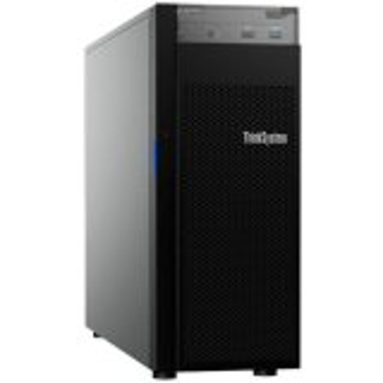 Picture of x( 7Y45A02BEA )Lenovo  ThinkSystem ST250 Xeon E-2124 4C 71W 3.3GHz, 1x 16GB, Onboard RSTe, 4x 3.5-in