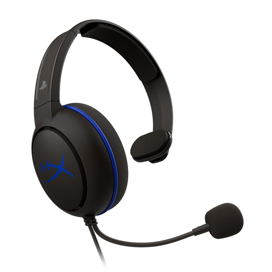 Picture of Slušalice sa mikrofonom HX-HSCCHS-BK/EM HyperX Cloud Chat Headset PS4 licensed