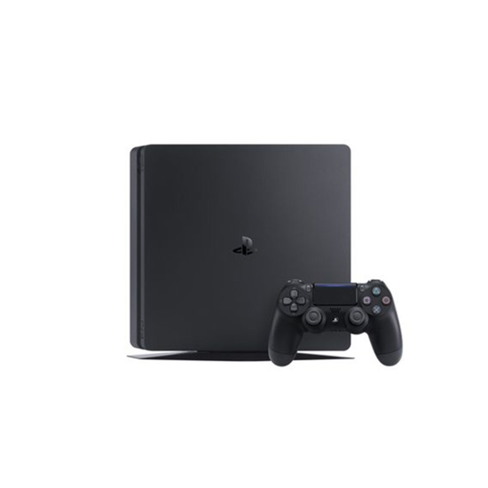 Picture of Sony Playstation PS4 konzola 500GB Slim Black Chassis + extra DVIJE igrice