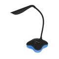 Picture of LED lampa ESPERANZA, LED DESK LAMP MIMOSA BLACK, ELD105K