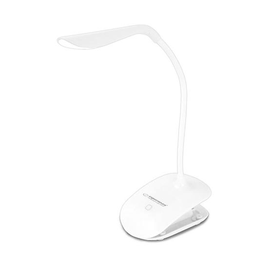 Picture of LED lampa ESPERANZA, LED DESK LAMP DENEB WHITE, ELD104W