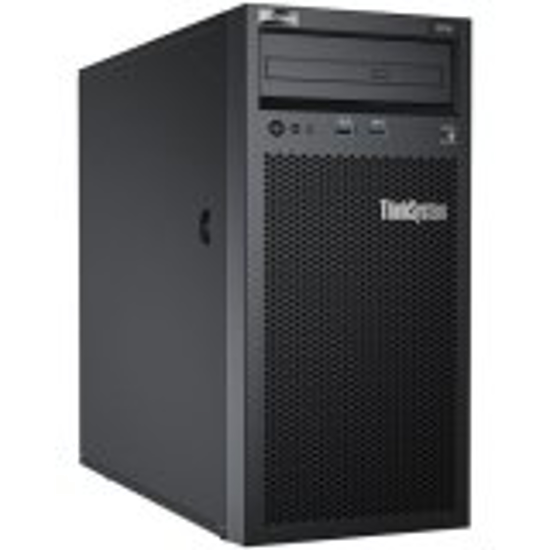 Picture of x( 7Y48A02DEA )Lenovo ThinkSystem ST50; Xeon E-2126G 6+2C 80W 3.3GHz; 1x 16GB RAM; drive controller
