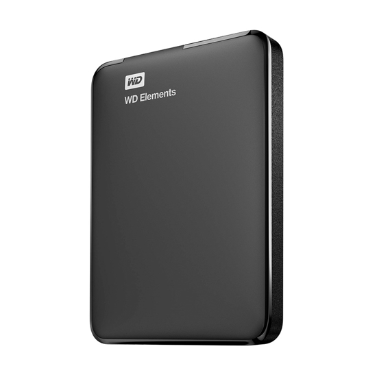 Picture of EXT.HDD 500 GB, WDBUZG5000ABK-WE Elements Portable SE, USB 3.0, 2.5""