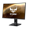 """Picture of MONITOR ASUS TUF Gaming VG27VQ Curved 27"""" 1920x1080, 165Hz (above 144Hz), HDMI, DisplayPort 1.2, DVI-D, Audio Input, Earphone"""