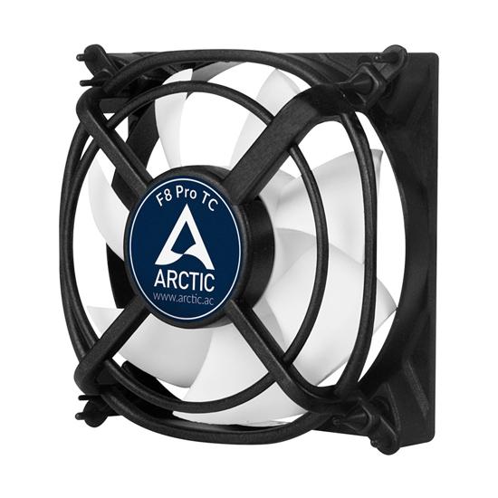 Picture of Ventilator ARCTIC Case Fan 80mm F8 Pro TC
