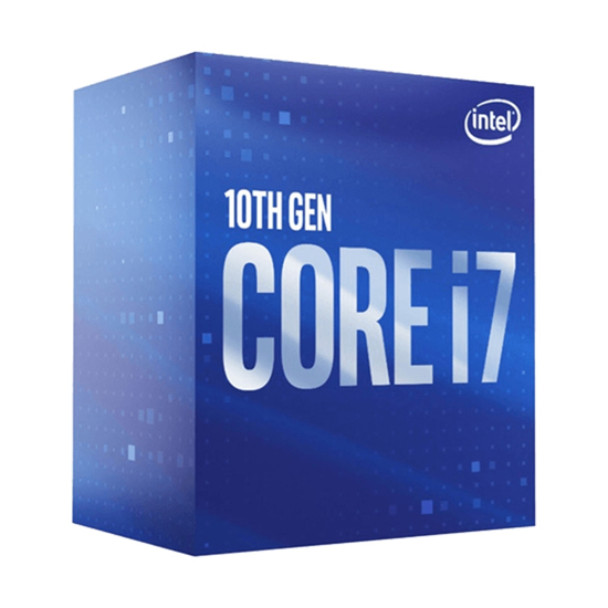 Picture of CPU Intel Core i7-10700 Processor 2.9GHz 16MB L3 LGA1200 BOX