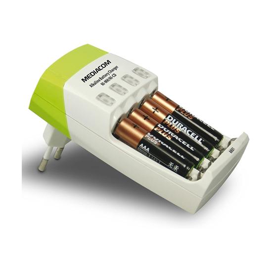 Picture of MEDIACOM GREEN punjač za baterije BCHGR