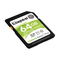 Picture of Kingston SD 64GB Class 10 Canvas Select Plus 100MBs Read,Class 10 UHS-I SDS2/64GB