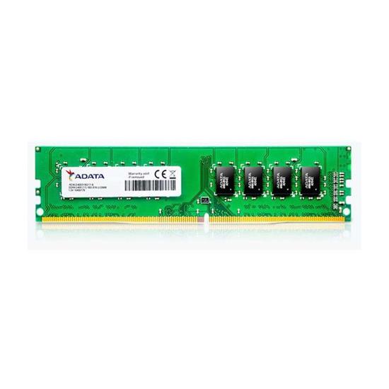 Picture of ADATA  4GB  DDR4 1X4GB DDR4  Single Tray 2400MHZ