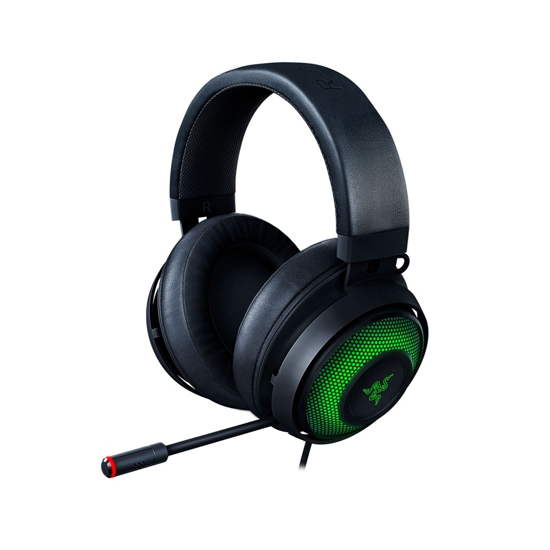 Picture of Slušalice Razer Kraken Ultimate - USB Surround Sound Headset with ANC Microphone - Black - FRML Packaging RZ04-03180100-R3M1