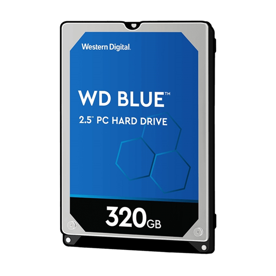 """Picture of WD10SPZX WD HDD 1TB 2.5"""" Blue 128MB,7mm,for notebooks"""