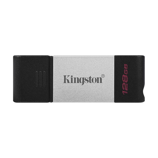 Picture of USB Memory stick Kingston 128GB, USB type-C  DT80/128GB
