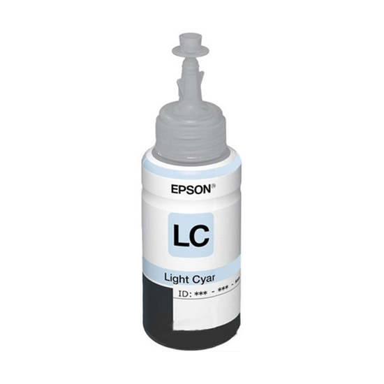 Picture of Tinta EPSON EcoTank ITS T6735 Light Cyan 70ml (C13T67354A)