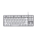 Picture of Tastatura Razer BlackWidow Lite – Silent Mechanical Gaming Keyboard - Mercury - US Layout FRML (Orange Switch) RZ03-02640700-R3M1
