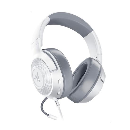 Picture of Slušalice Razer Kraken X – Multi-Platform Wired Gamingn Headset – Mercury - FRML RZ04-02890300-R3M1