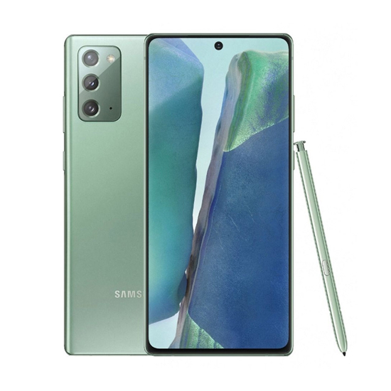 Picture of Mobitel Samsung Galaxy Note 20 SM-N980FZGGEUF Dual Sim 256GB - Mystic Green