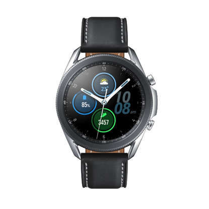 Slika od Samsung pametni sat Galaxy Watch 3 41mm BT Mystic Silver BT SM-R850NZSAEUF