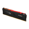 Picture of Kingston DDR4 16GB 3600MHz, HX436C17FB3A/16 RGB Hyperx Fury Black