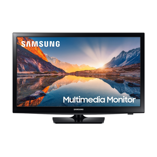"Picture of MONITOR SAMSUNG LS24R39MHAUXEN 24"", VA, HD 1366x768px, 8ms, HDMI, USB, zvučnici"