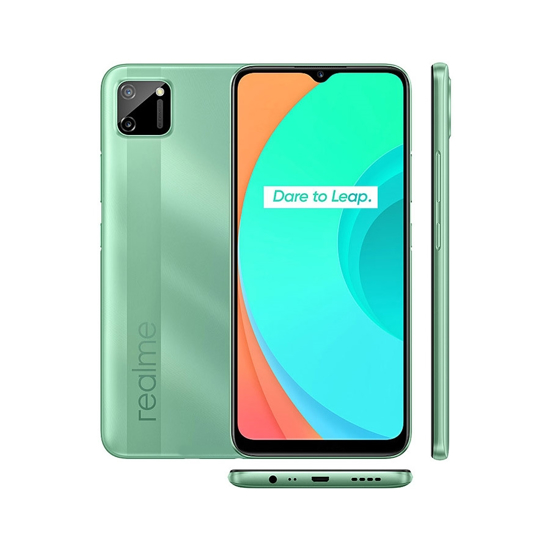 Picture of Mobitel RealMe C11 RMX2185GR 3GB 32GB Mint Green