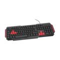 Picture of Tastatura SPEEDLINK LUDICIUM Gaming, black, UK Layout, SL-670009-BK-UK