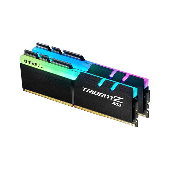 Picture of G.SKILL 32GB(2x16) F4-3333C16D-32GTZR TRIDENT Z RGB PC4-26600 / DDR4 3333 Mhz