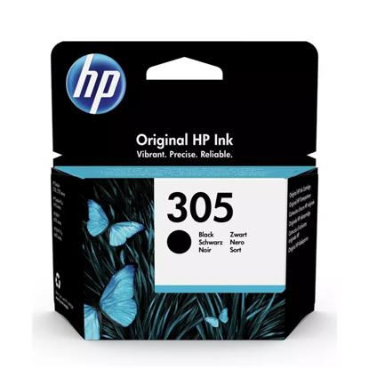 Slika od Tinta HP 305 crna, 3YM61AE za HP 2710