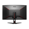 "Picture of Monitor AOC LED CQ32G1 Curved Gaming (31.5"", 16:9, 2560x1440, VA, 144Hz, 300  cd/m2, 3000:1, 80M:1, 1 ms, 178/178°, VGA, 2xHDMI, DP, Audio OUT, Tilt:"
