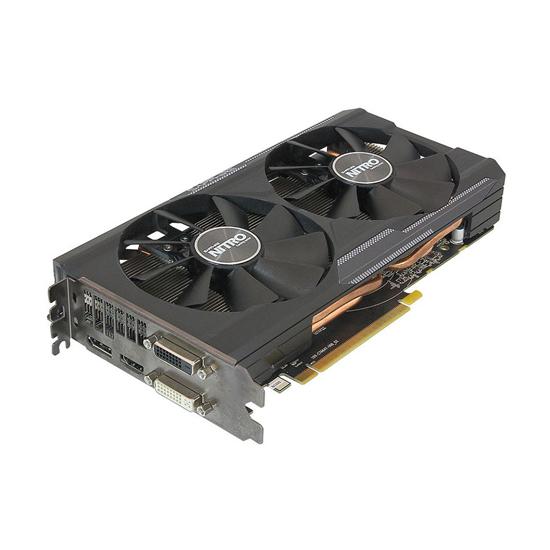 Picture of VGA SAPPHIRE NITRO R9 380 4G PCI-E LITE, Pull, 11242-95-90G