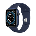 Picture of Apple Watch 6 44mm Blue Aluminum Case with Sport Band - Deep Navy
