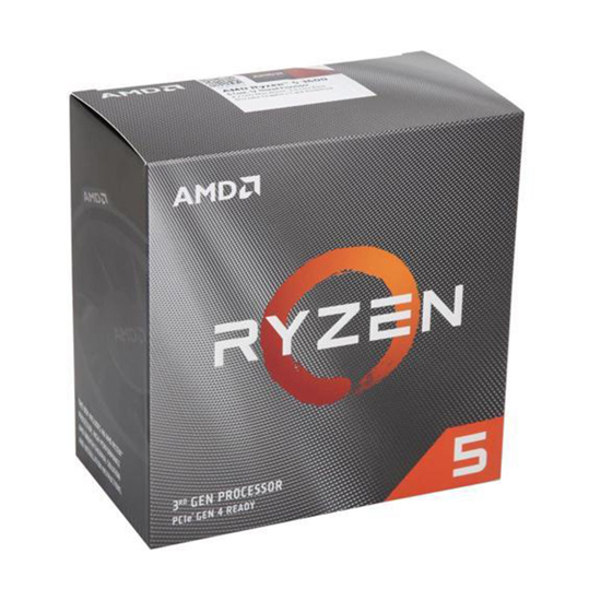 Picture of AMD Ryzen 5 3500X AM4 BOX 6 cores,6 threads,3.6GHz,32MB L3,65W