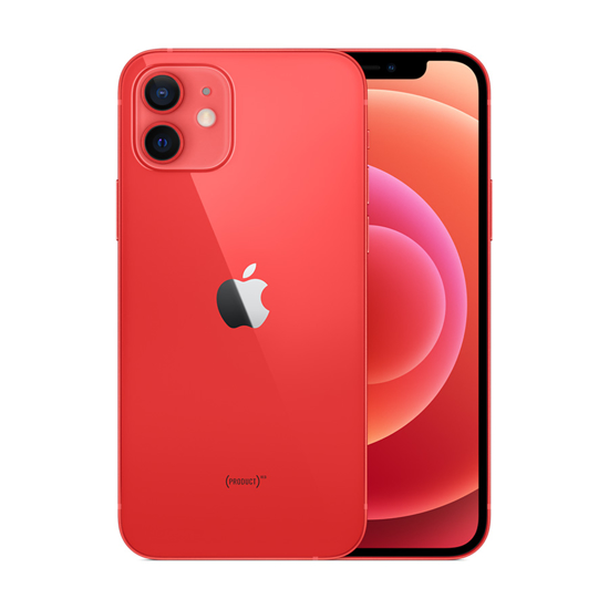 Picture of Apple iPhone 12 64GB Red