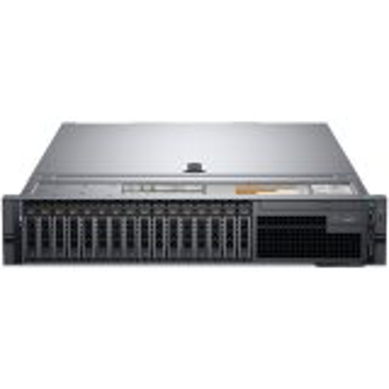 """Picture of x( PER740WCISM2-56 )Dell EMC PowerEdge R740, 2U rack 16 x 2.5"""" chassis, Xeon Silver 4210, 2 x 16GB,"""