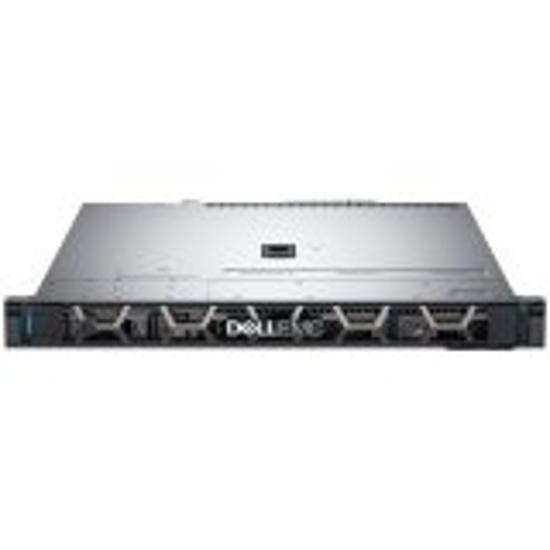 "Picture of x( PER340WCISM02-56 )Dell EMC PowerEdge R340, 1U rack 4 x 3.5"" chassis, Xeon E-2224, 16GB DDR4 ECC U"