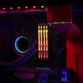 Picture of Kingston DDR4 8GB 3600MHz, HX436C17FB3A/8 RGB Hyperx Fury Black