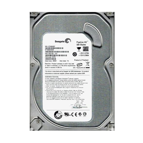 Picture of HDD 320 GB ST3320310CS  pull   SATA2 8MB  7200RPM