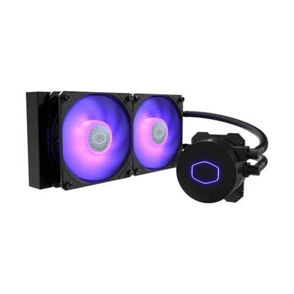 Slika od Cooler Master CPU MasterLiquid Cooler ML240L V2 RGB