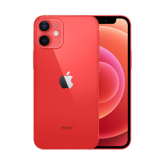 Picture of Apple iPhone 12 mini 64GB Red