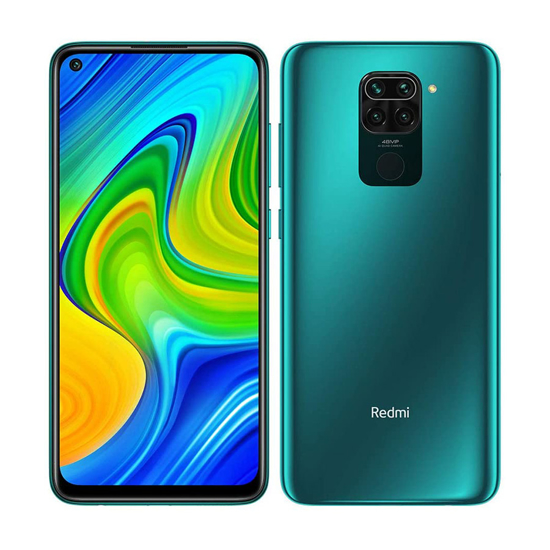 Picture of Mobitel XIAOMI Redmi Note 9 Dual Sim 64GB 3GB Forest Green