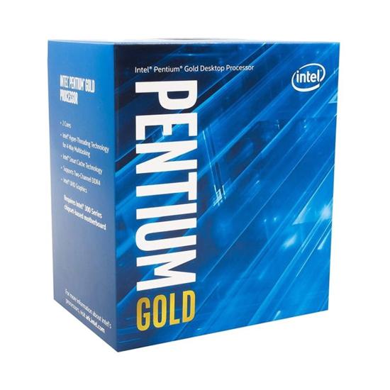 Picture of CPU INTEL PENTIUM G6400 4.0GHz 4MB L3 LGA1200 BOX,Comet Lake
