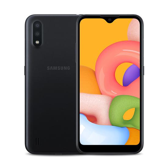 Picture of Mobitel Samsung Galaxy A01 A015F-DS 2GB 16GB Dual Sim crni