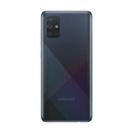 Picture of Mobitel Samsung Galaxy A71 SM-A715 8GB 128GB Dual Sim Prism Crush Black