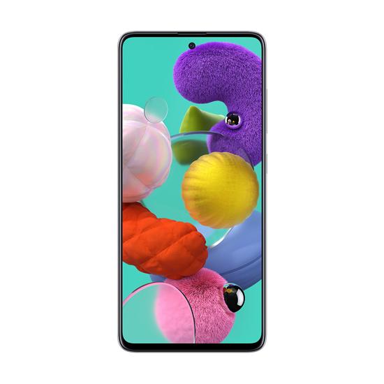 Picture of Mobitel Samsung Galaxy A51 SM-A515 6GB 128GB Dual Sim Prism Crush White