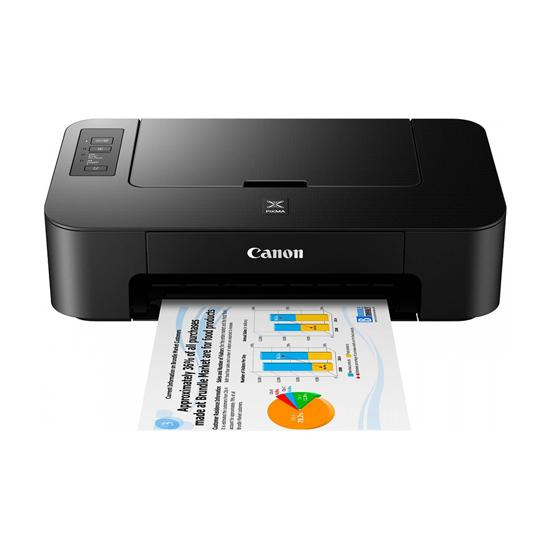Picture of Printer Canon PIXMA TS205 7str/min. 4str/min. USB ,ispis bez obruba, tinte PG-545 CL-546